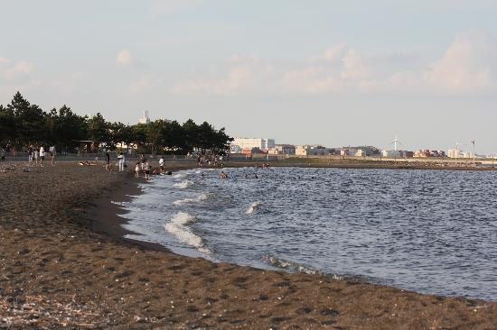 Jonanjima SeasidePark: 人口海岸