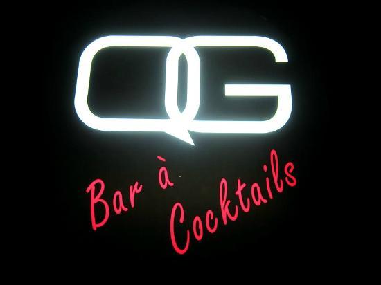 QG.BAR.Odeon : QG.BAR.odéon bar a cocktails de nuit