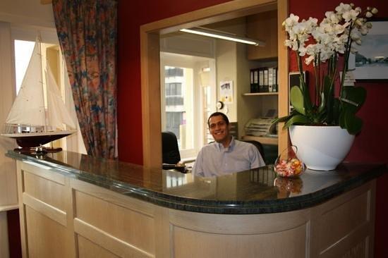 Hotel Du Soleil : Professionalisme et accueil chaleureux