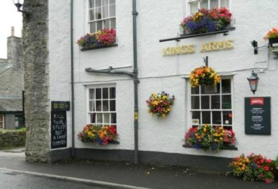 The Kings Arms: Frontage