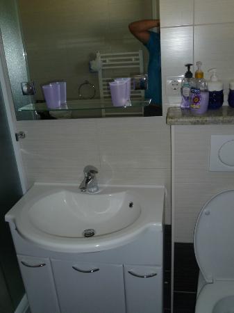 Villa Palma: bagno