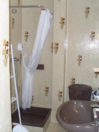 La Victoire: la stanza da bagno era molto gradevole