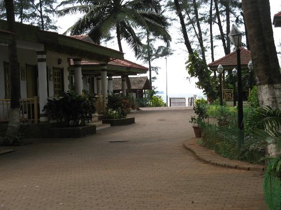 Golden Swan Beach Resort Rooms View