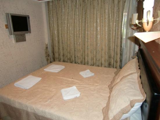 Blue Tuana Hotel: La camera
