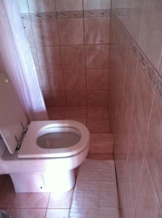 Apsenti Couples Only - Mykonos: bagno troppo piccolo