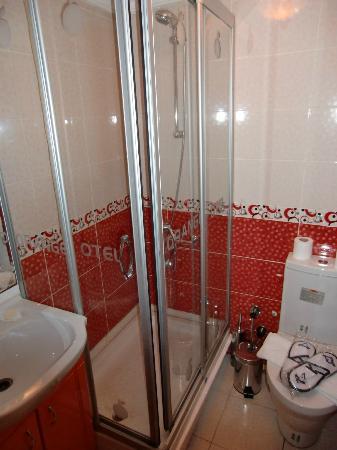 Blue Tuana Hotel: Il bagno
