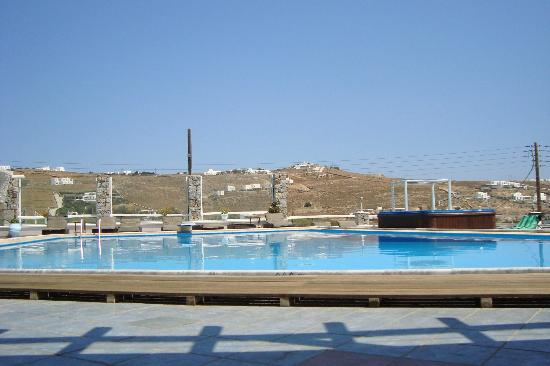 Penelope Village: piscina