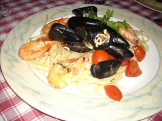 La Terrazza di Atri: piatto pesce divino