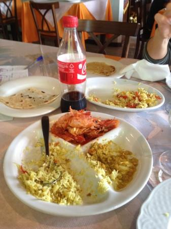 Rice and Curry: Residui di riso