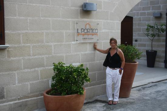 Hotel Il Portico : ingresso