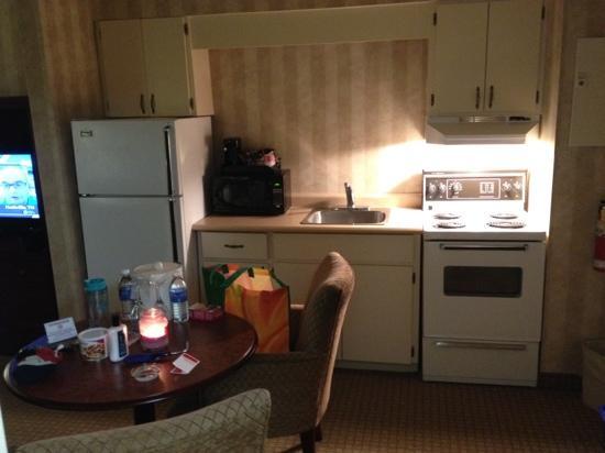 Ramada St. John's: business suite