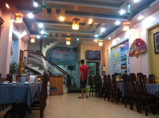 Duc Tuan Restaurant : le restaurant