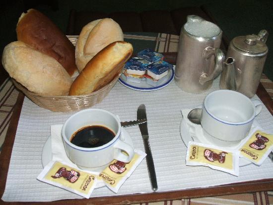 Albergaria Insulana: breakfast