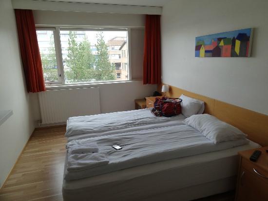 Fosshotel Lind: My room 411