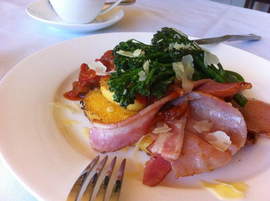 Edgelinks Country House: Delicious breakfast.