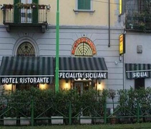 Hotel Sicilia: facile da trovare