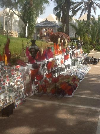 Agador Tamlelt : Outdoor Market