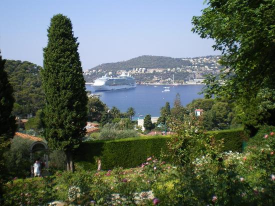 Rothschild villa and garden picture of villa jardins for Villa jardins ephrussi de rothschild
