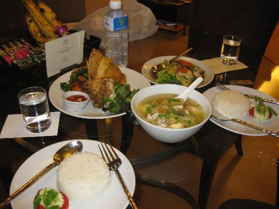 Ascott Sathorn Bangkok: room service