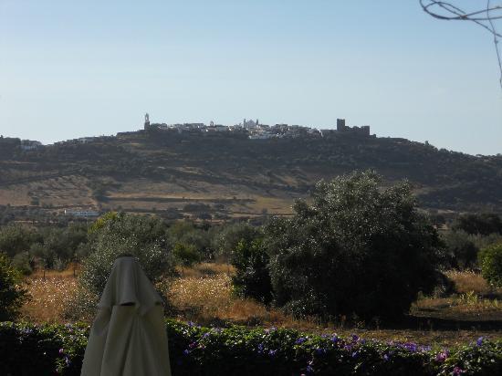 Monte Saraz: Belle vue sur Montesaraz