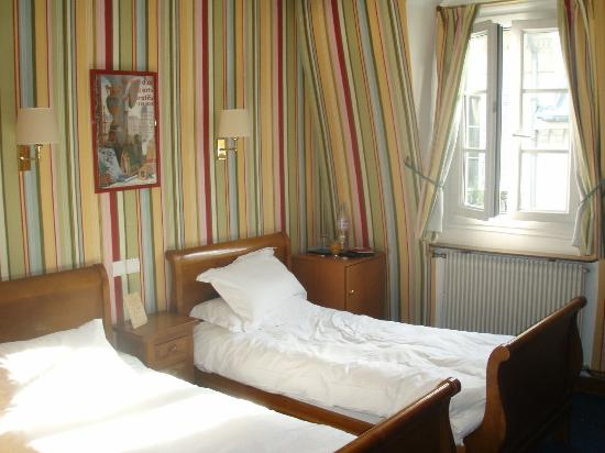 Hotel Saint Paul Rive Gauche: Room 43