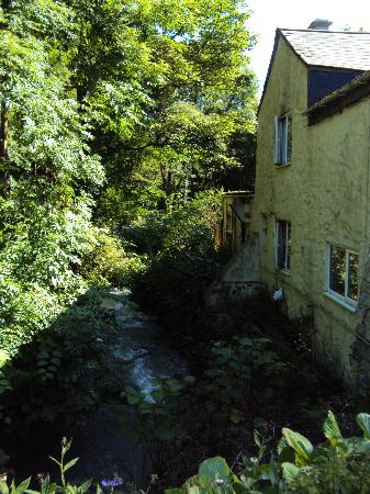 The Waterwheel Inn: stream2
