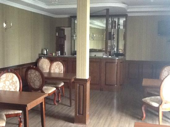 Anata hotel: The restaurant