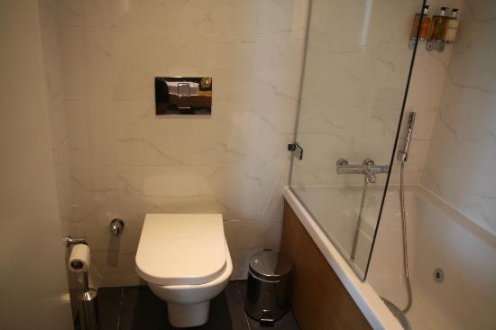 Misafir Suites 8 Istanbul: WC