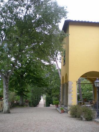 Il Trebbiolo Relais: La Villa