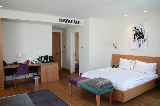 Misafir Suites 8 Istanbul: Camera