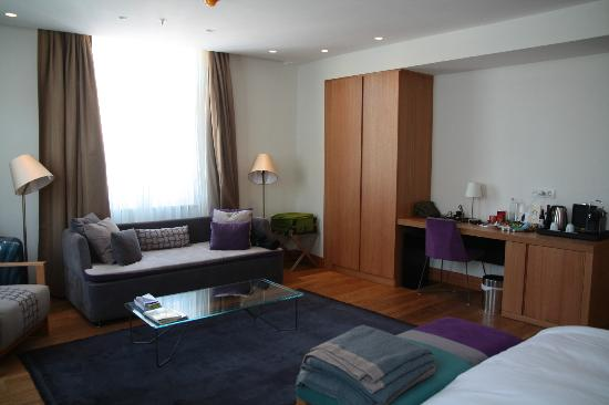 Misafir Suites 8 Istanbul: Angolo salotto