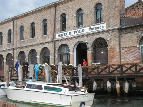 ‪Marco Polo Murano Glass Factory‬