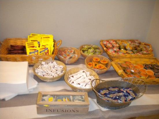 Aacr Museo: colazione