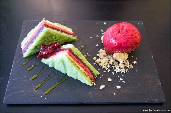 dessert photo de l ilot vert boulogne sur mer tripadvisor
