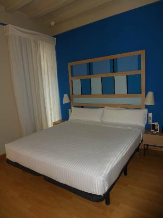 Hotel Ciutat de Barcelona: Our Room - 208