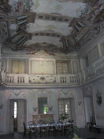 Palazzo Salis: Frühstückssaal