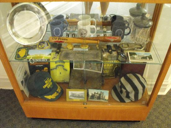 Joliet Area Historical Museum: Exhibit