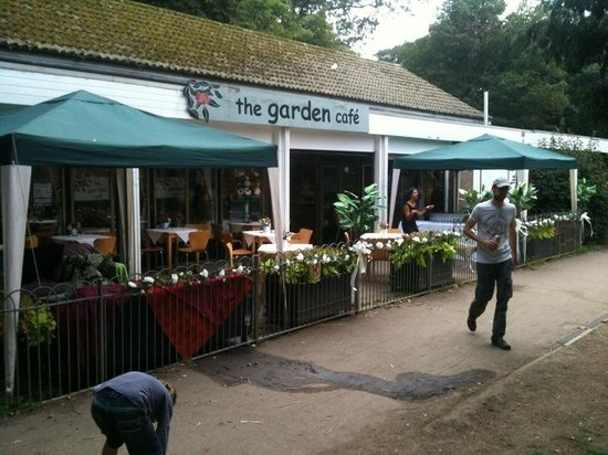 Hove, UK: The Garden Cafe