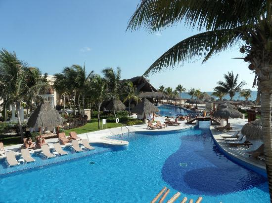 the stunning view from our room picture of excellence riviera rh tripadvisor com