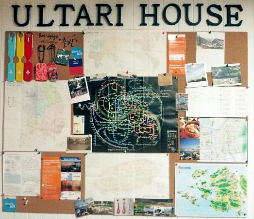 Ultari House 1: ultari board