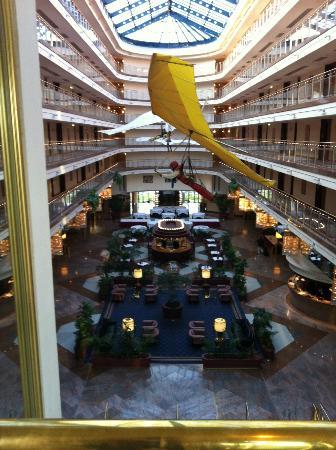 Maritim Airport Hotel Hannover : lobby
