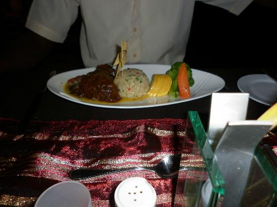 Trios Caribbean Fusion Restaurant : A yummy delight