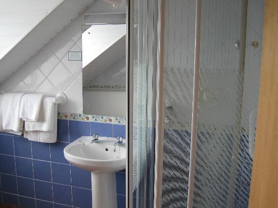 Barr Na Sraide Inn: Bathroom