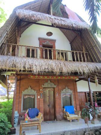 Hotel Bali Kembali: notre bungalow