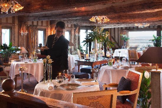 La Ferme Saint Simeon - Relais et Chateaux: restaurant