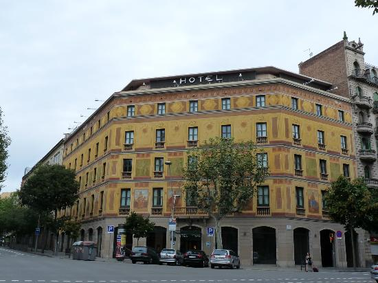 catalonia berna picture of catalonia eixample 1864 barcelona tripadvisor. Black Bedroom Furniture Sets. Home Design Ideas