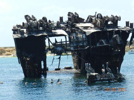 Isla Cubagua: Lugar del esnorquel