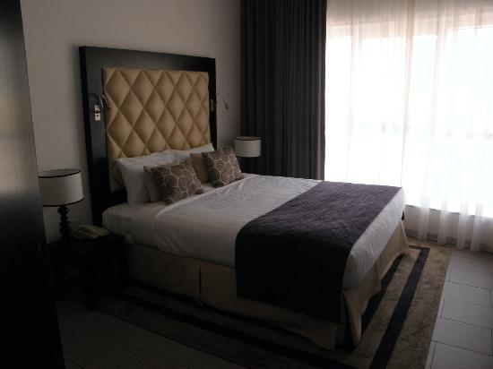 Auris Metro Central Hotel Apartments: CHAMBRE