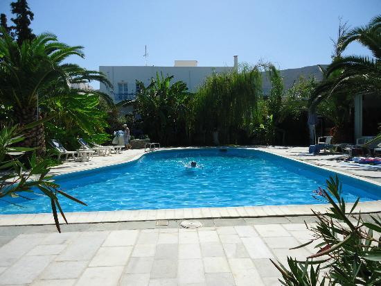 كاسا دي روما: η πισίνα 