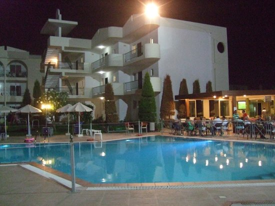 Sea Melody Hotel-Apartments : sea melody